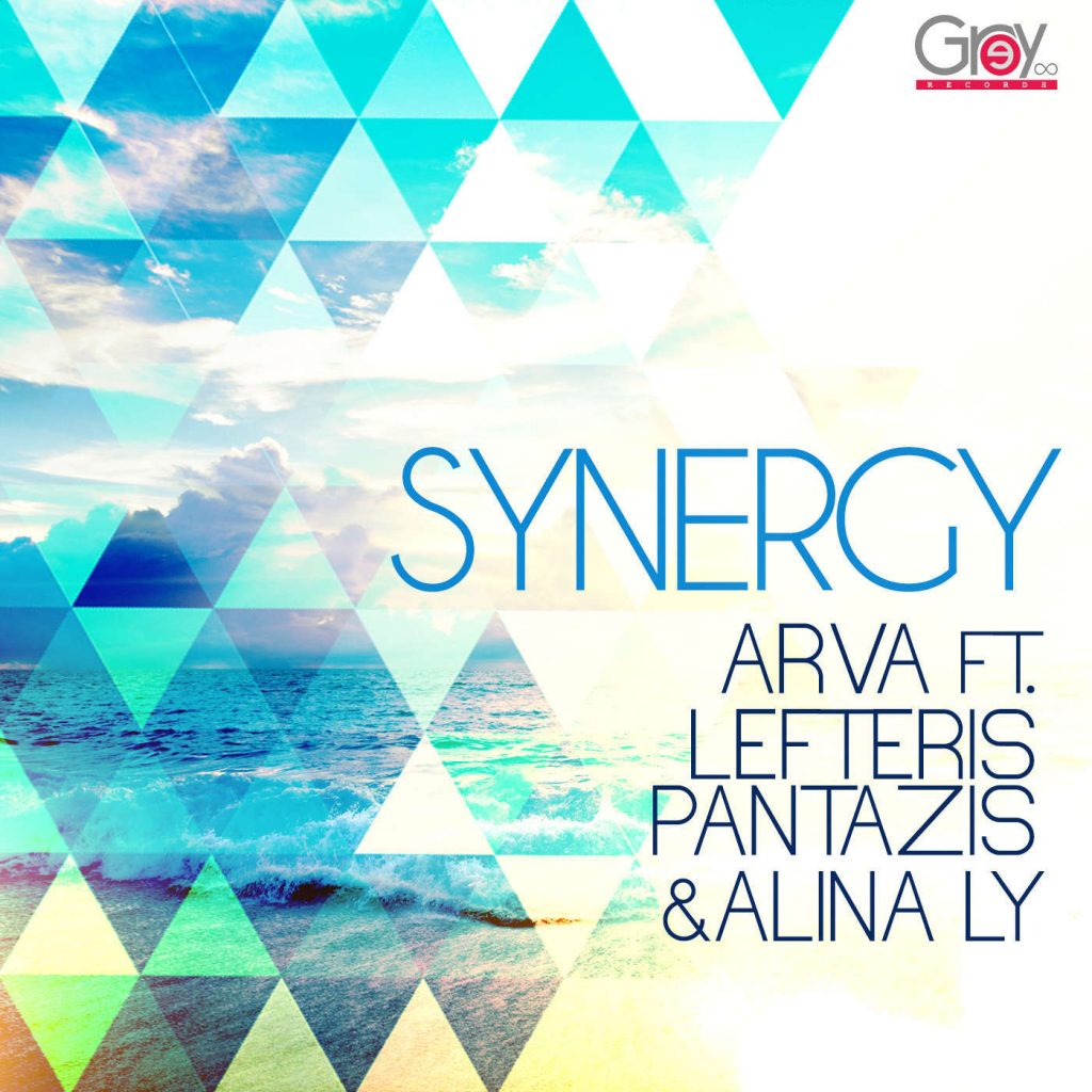 ARVA ft. Lefteris Pantazis & Alina Ly - Synergy (Official)