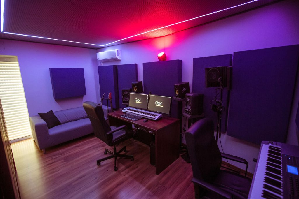 Music Production Studio-Soundpark34