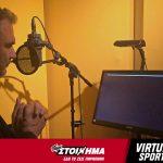 ΟΠΑΠ VIRTUAL SPORTS - Ηχογράφηση Χρήστος Σωτηρακόπουλος