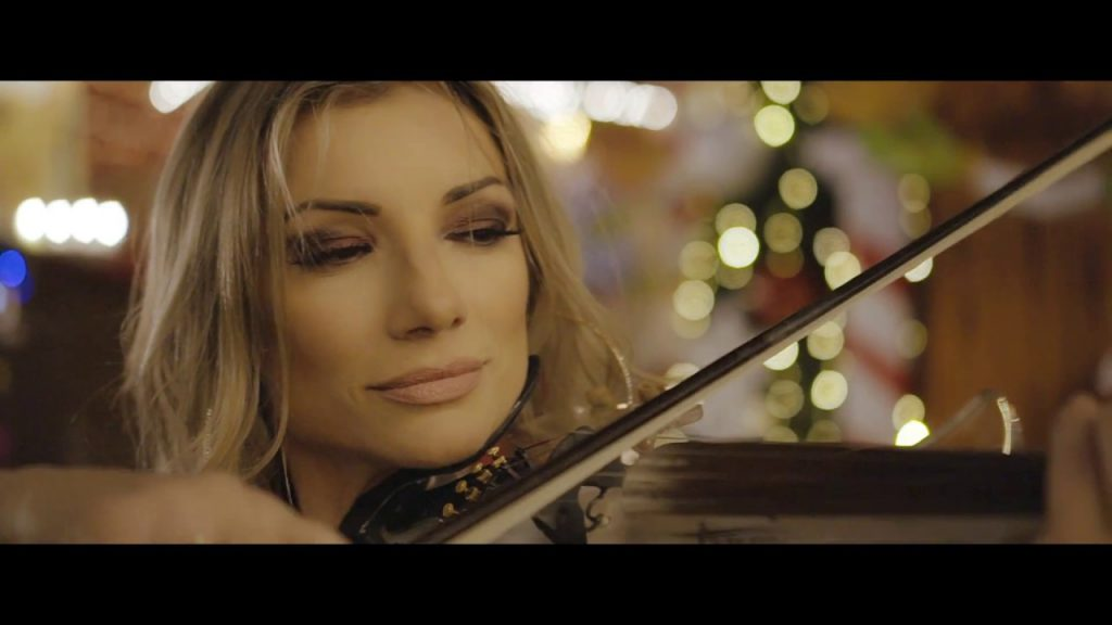 Carol Of The Bells – Violin Version – Leida