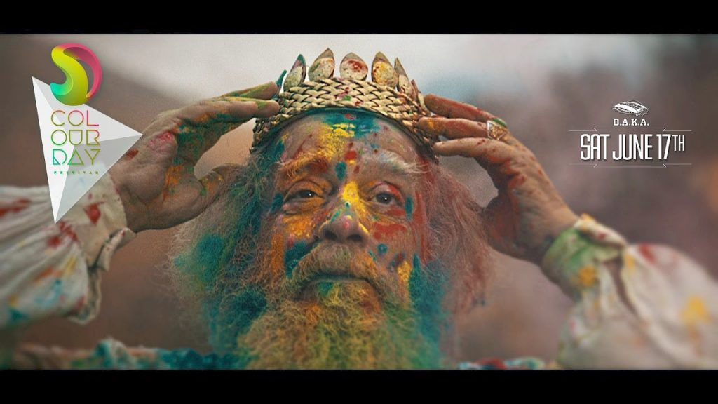 Colour Day Festival – Official Trailer