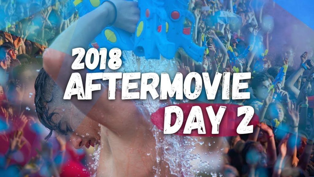 COLOUR DAY FESTIVAL | OFFICIAL AFTERMOVIE DAY2 2018