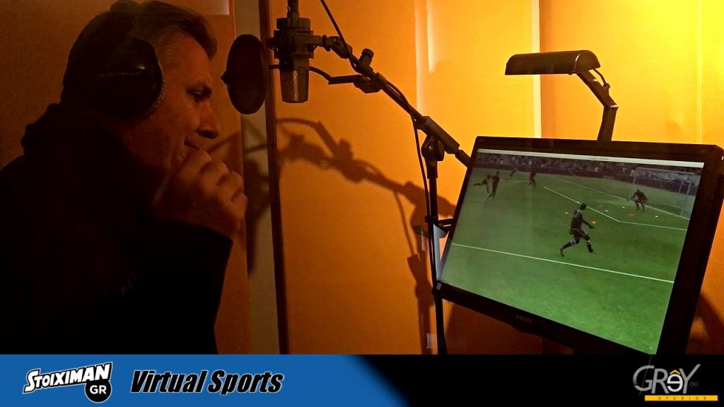 Stoiximan.gr Virtual Sports